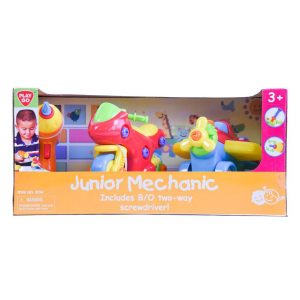 Jr Mechanic Toy Set