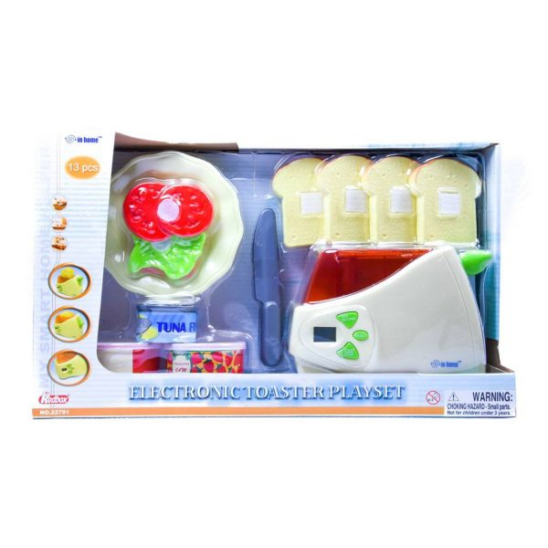 Electronic Toaster Playset