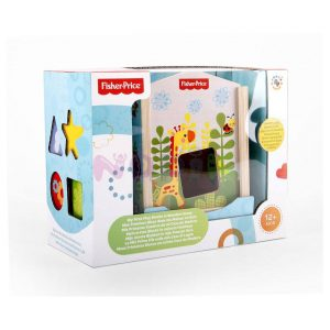 Fisher Price My First Wood Block House