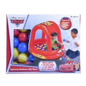 Cars Playland W/15 Balls