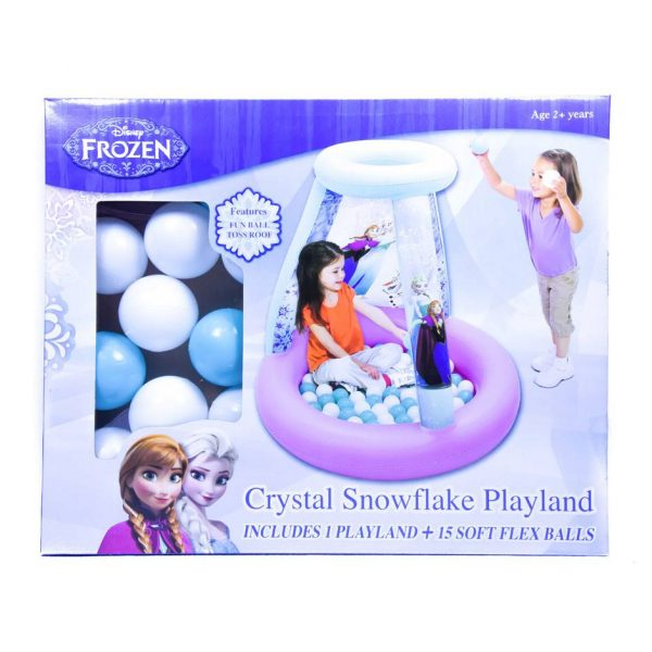 Disney Frozen Playland with Balls