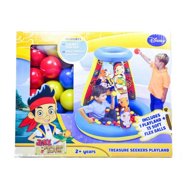 Jake Treasure Seelers Playland  w/15 Balls