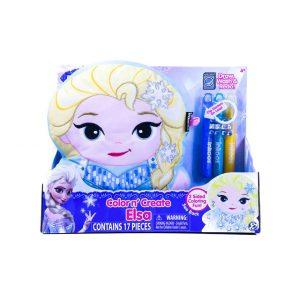 Frozen Inkoos Color n' Create Elsa