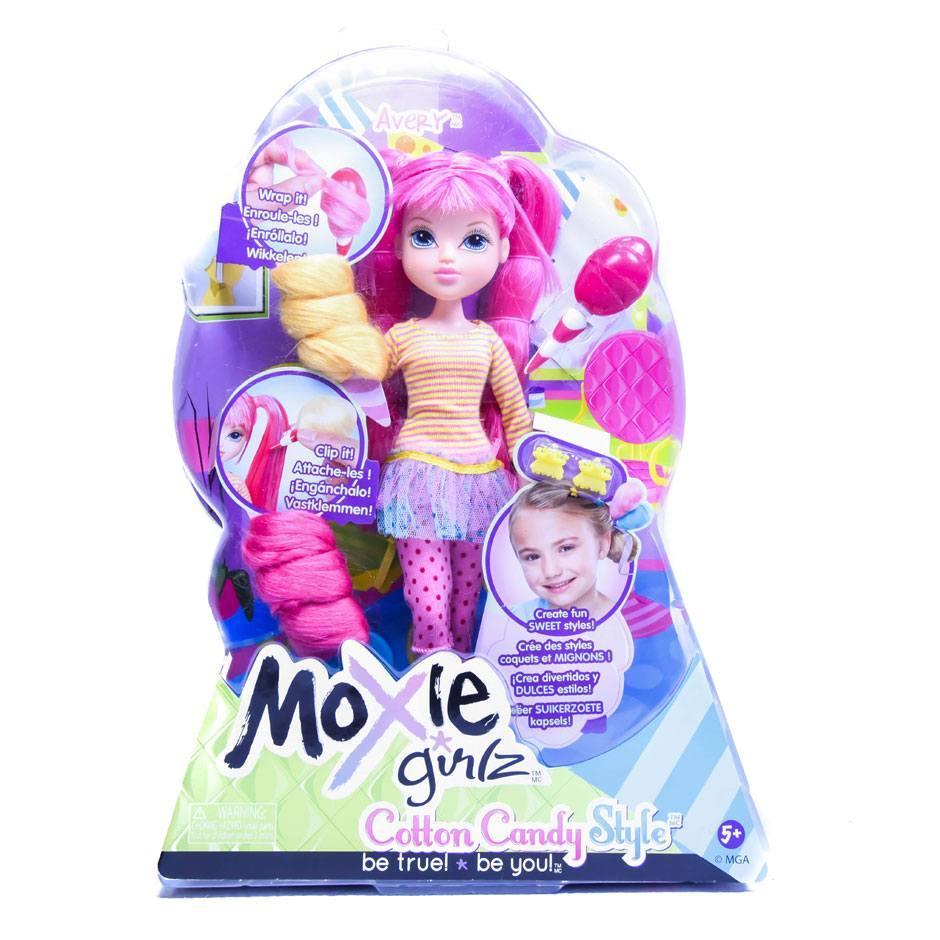 Moxie Girlz Cotton Candy Avery