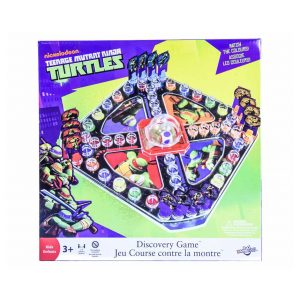 TMNT Discovery Game