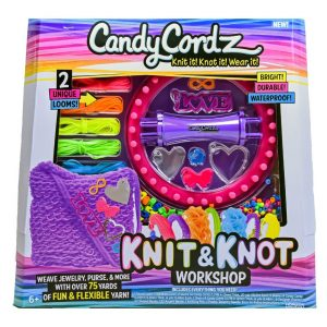 Candy Cordz Knit & Knot Workshop