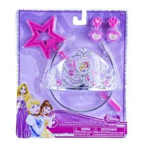 Princess Wand, Tiara, and Earing Set