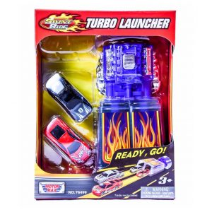 Stunt Ride Turbo Launcher