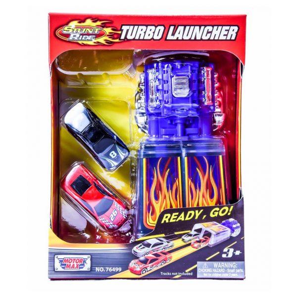 Stunt Ride Turbo Launcher
