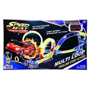 Speedway Multi Loop w Car