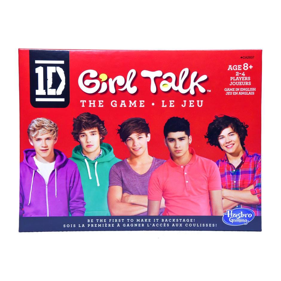 I'D Girl Talk Game