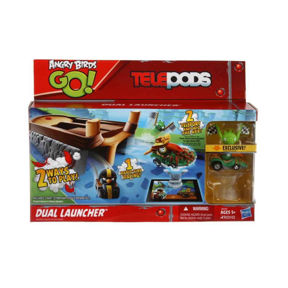 Angry Birds Dual Launcher