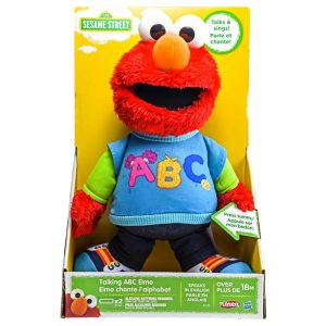Talking ABC Elmo