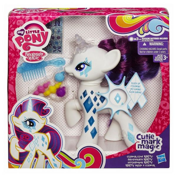 My Little Pony - Glamour Glow Rarity