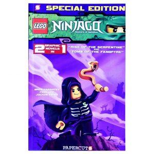 Lego Ninjago 2 in 1 #2