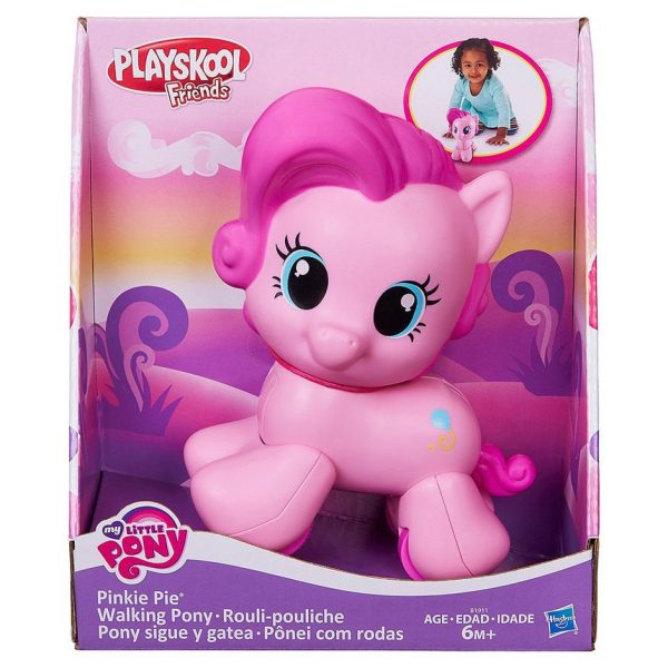 Pinkie Pie Walking My Little Pony