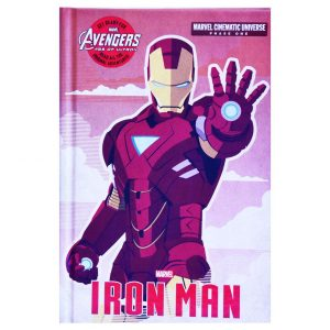 Iron Man Phase One Novel