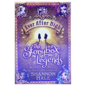 Ever After High The Storybox of Legends Boxed Set