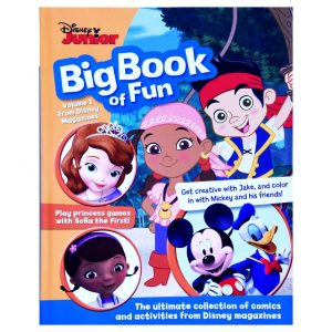 Big Book of Fun Disney Jr.