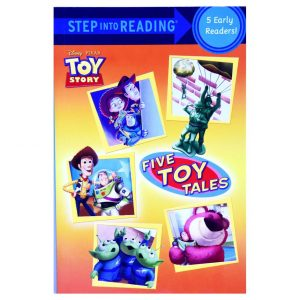 Five Toy Tales Toy Story