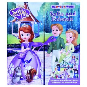 Disney Sofia and Friends Storybook Set