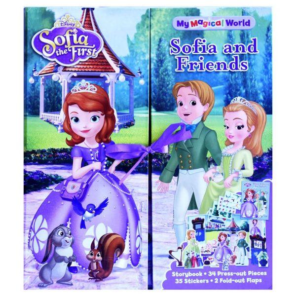 Disney Sofia and Friends Storybook Set