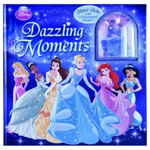 Dazzling Moments w/ Glitter Globe
