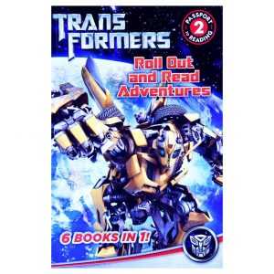 Transformers Roll Out and Read Adventures