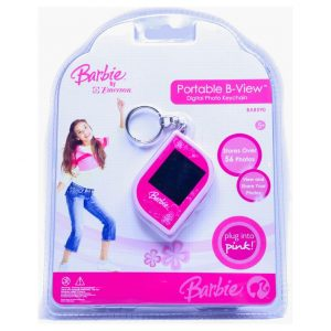 Barbie Digital Photo Key Chain
