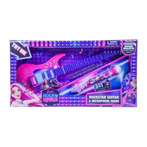 Barbie Rockstar Guitar & Microphone