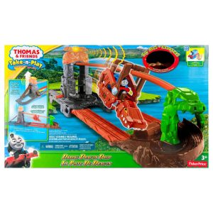 Thomas & Friends - Take-n-play - Daring Dragon Drop
