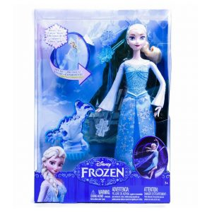 Frozen Elsa Doll w/ Ice Blaster