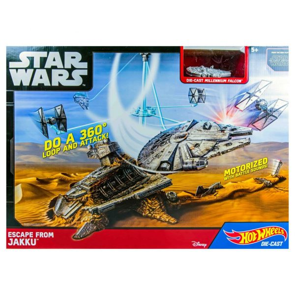 Hot Wheels Star Wars Escape from Jakku