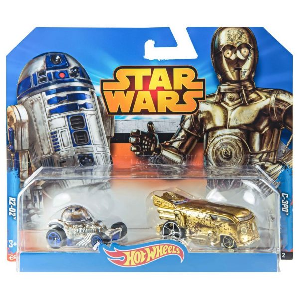Hot Wheels Star Wars - 2 pack Assorted