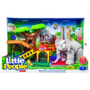Little People Big Animal Zoo FP