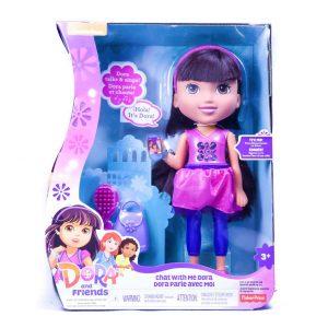 Dora & Friends Chat w/ Me Dora!