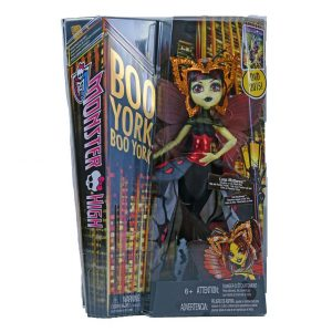 Monster High Boo York Dolls Red Luna
