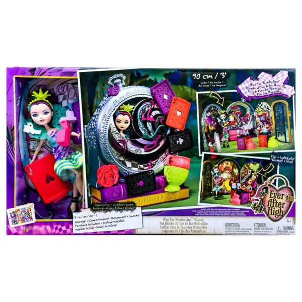 Ever After High Way to Wonerland Playset