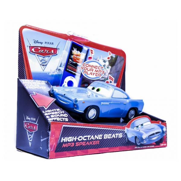 Disney Cars High-Octane MP3 Speaker Car