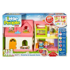 Little People Surprise & Sounds Home