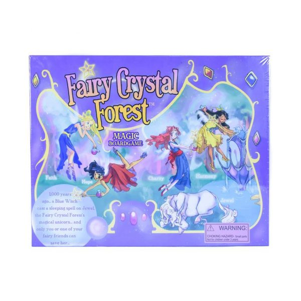 Fairy Crystal Forest Game