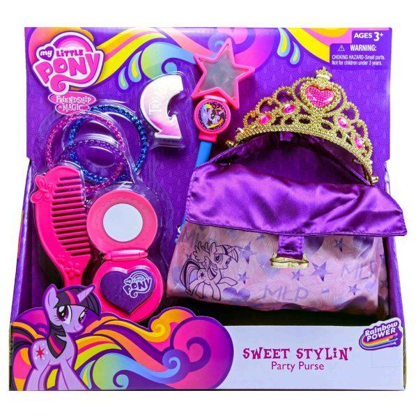 My Little Pony Sweet Stylin Party Purse