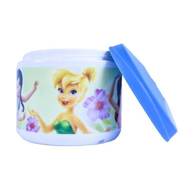 Disney Fairies 8oz. Thermos Plastic Snack Container