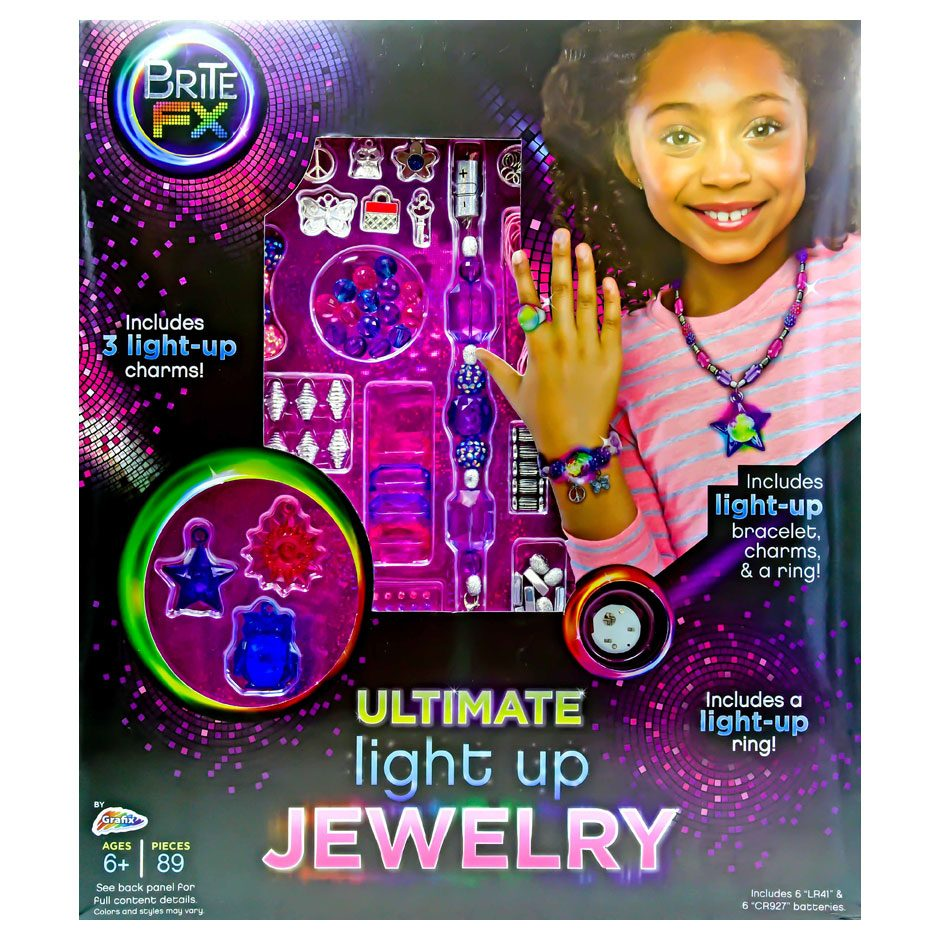 Ultimate Light Up Jewelry - Brite FX