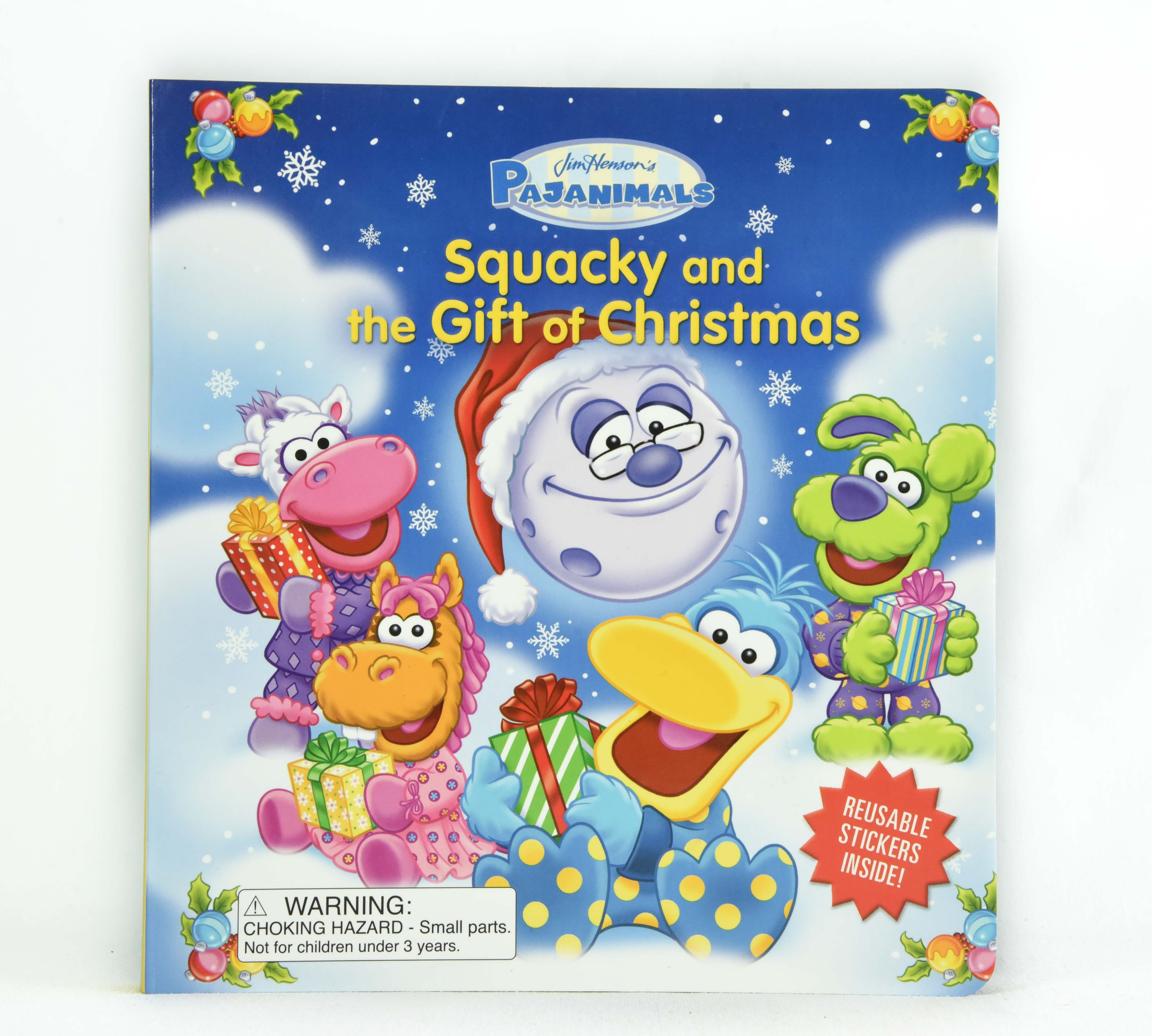 Squacky and the Gift of Christmas | Samko and Miko Toy Warehouse
