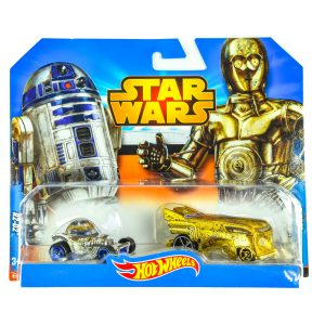 Hot Wheels Star Wars R2-D2 & C-3PO
