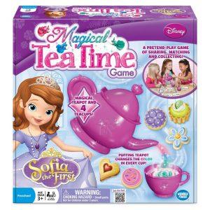 Sofia Magical Tea Time Game