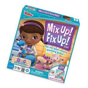 Doc McStuffins Mix Up! Fix Up! Game