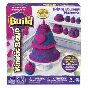 Kinetic Sand Build Bakery Boutique Set