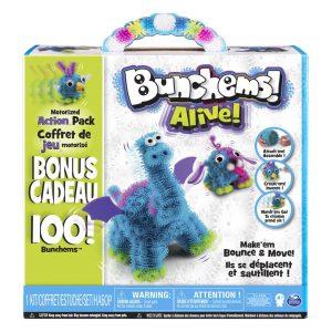 Bunchems! Alive! Motorized Action Pack Bonus